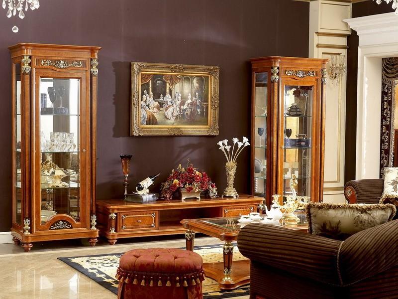 0029 Italian Classic Wooden Living Room Furniture Luxury Tv Cabinet Furniture Buy Classic