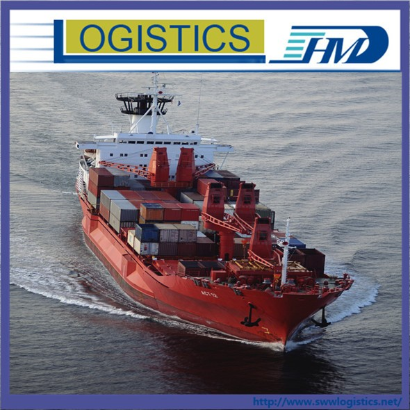 Container sea shipping service from Ningbo China to Los Angeles