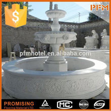 Hot sale Caved dancing water light show fountain speakers