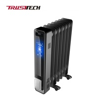 Comfortable Warming Electric Radiator Oil Filled Heater