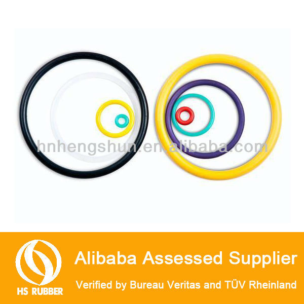 colored oil resistance nbr o ring