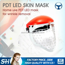 HOT,HOT!! 3 led colors therapy led mask for facial skin rejuvenation
