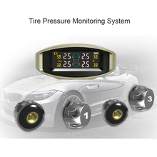Portable External Tire Pressure Monitoring System for car Tire pressure sensor