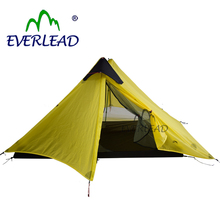 20D Lightweight 4 Season Mosquito Net Folding Bed Camping Tent