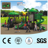 gorgeours! good price customized outdoor playground equipment curved slide playground slides annual promotion!
