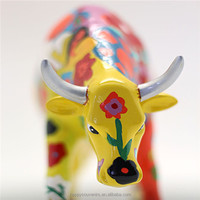 BEAUTIFUL HAPPY COW HOME DECORATION