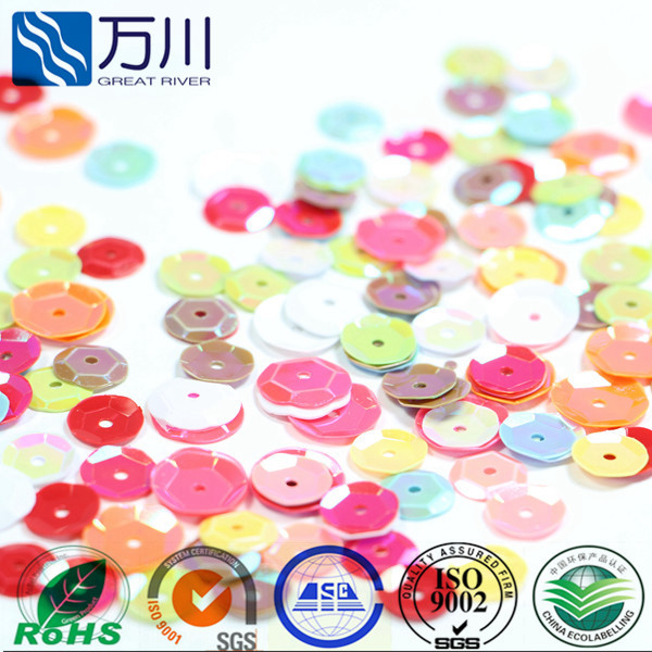 Wholesae PVC Sequins and Spangles Sequins from Alibaba China
