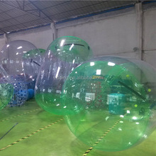 Creative design inflatable water wheel rolling ball from factory supplies D1002-23A