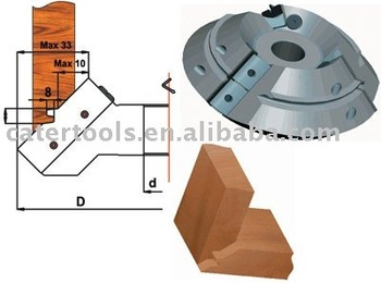 Jointing Cutter Head