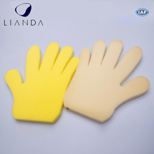 foam hand sponge hand foam finger,Hot sale Fans Items Finger Foam Cheering Hands
