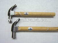 HUNTER Claw Hammer with Rattan Handle 27MM