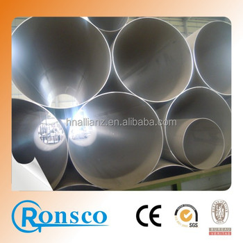 astm a312 sch80 stainless seamless steel pipe ; astm a312 s32615 stainless steel tube; ss 2205 welded water stainless steel pipe