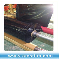 multi-layer 125micron black and white poly film 2m width for hydroponics wholesaler