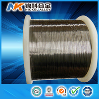 Manufacture nichrome n80 resistance heating alloy wire ni80cr20 for e cigarette