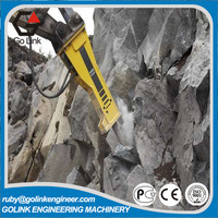 goos quality atlas hydraulic breaker parts for excavator
