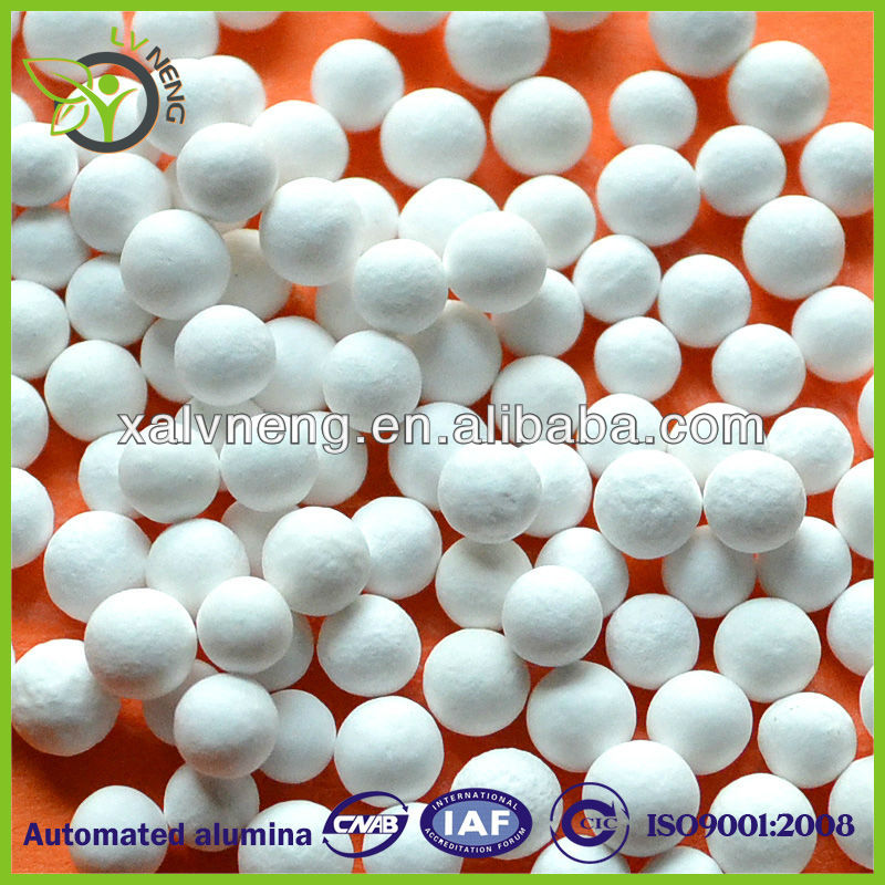 Lvneng Supplier / Activated Alumina Desiccant Supplier with Best Service and Price, Never Miss It