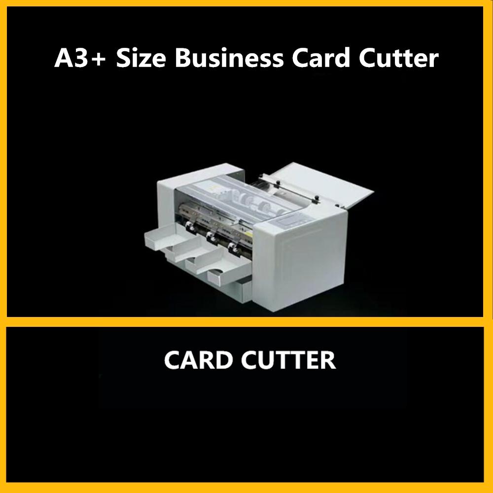Sg-002-x Business Card Cut Machine A3 Business Card Cutter - Buy ...