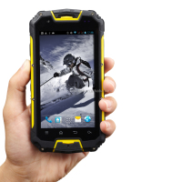 Snopow M8C IP68 waterproof 4.5 inches dual core 1G ram 8G rom waterproof cdma watch mobile phone
