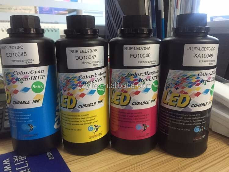 Strong Weatherability digital uv printing ink suitable for DX5/Konica head