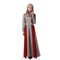 New arrival women abaya islamic woman dress modest muslim dress latest design