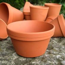 Clay Mini Flower pots