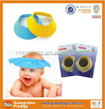 2015 New Baby's Hair Wash Hat/Shampoo Shower Cap /Eco-Friendly And Stocked Feature Shower Cap