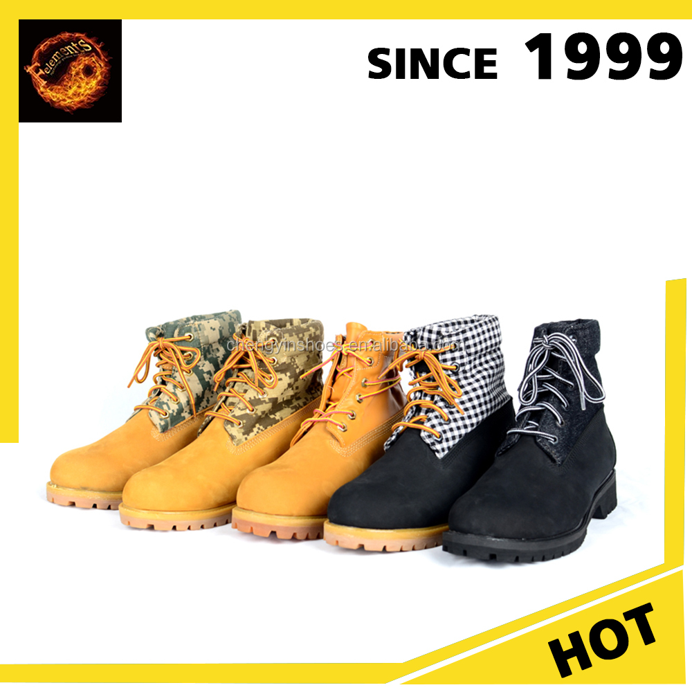 Steel Toe Cap Special Works Best Selling Safety classy cat work shoes men ankle boots