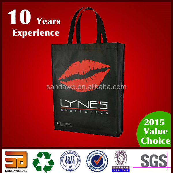 Chinese Manufacture Well-known reusable shopping tote bag