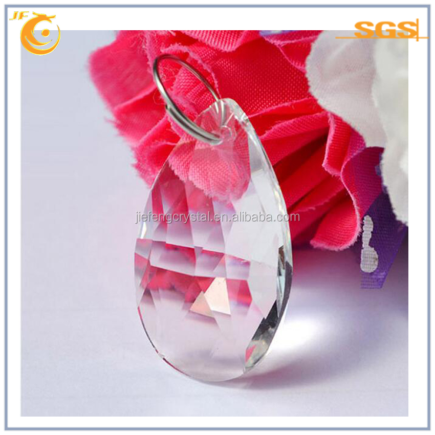 glass ornament ball crystal show pieces crystal decoration pieces