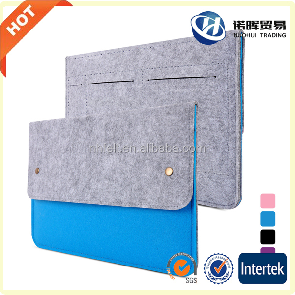 Felt sleeve for Ipad /Felt laptop sleeve/Felt bag for Ipad ,Macbook ,laptop