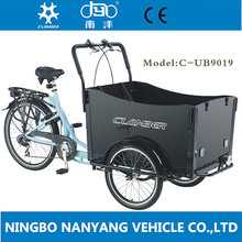 family bakfiets cargo pedal tricycle / UB9019-N7S
