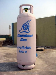 gaint Inflatable Gas Bottle for advertising