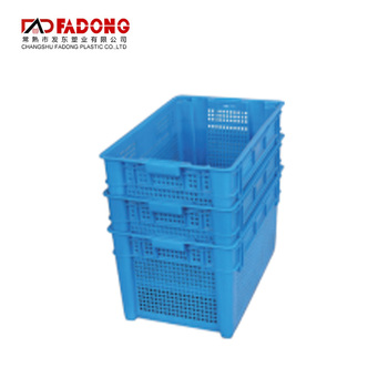 Wholesale processing supermarket flexible plastic vegetable basket