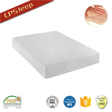 Metal mattress support, Luxury roll up cotton mattress, high quality rebond mattress