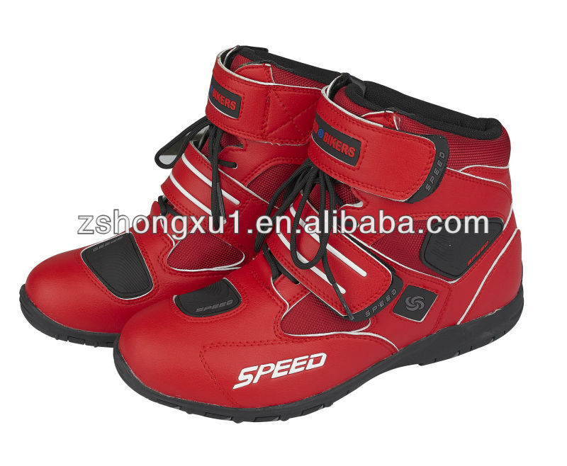 New Design Motorcycle Riding Boots Motorcycle Man Boot