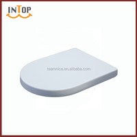Smart duroplast wc toilet seat covers and toilet lid quick release