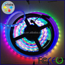 5V 12V or 5-24V 2812 addressable IC-inside 5050 smd rgb led strip