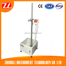 Best Price Drop Weight Coating Paint Film Impact Test Machine Supplier