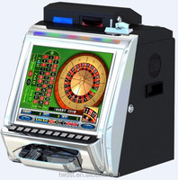 Single player Plutus Roulette Slot game machine