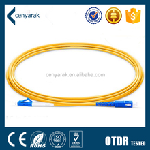 New BV Certification LC To SC Os1 Os2 Fiber Optic Patch Cord