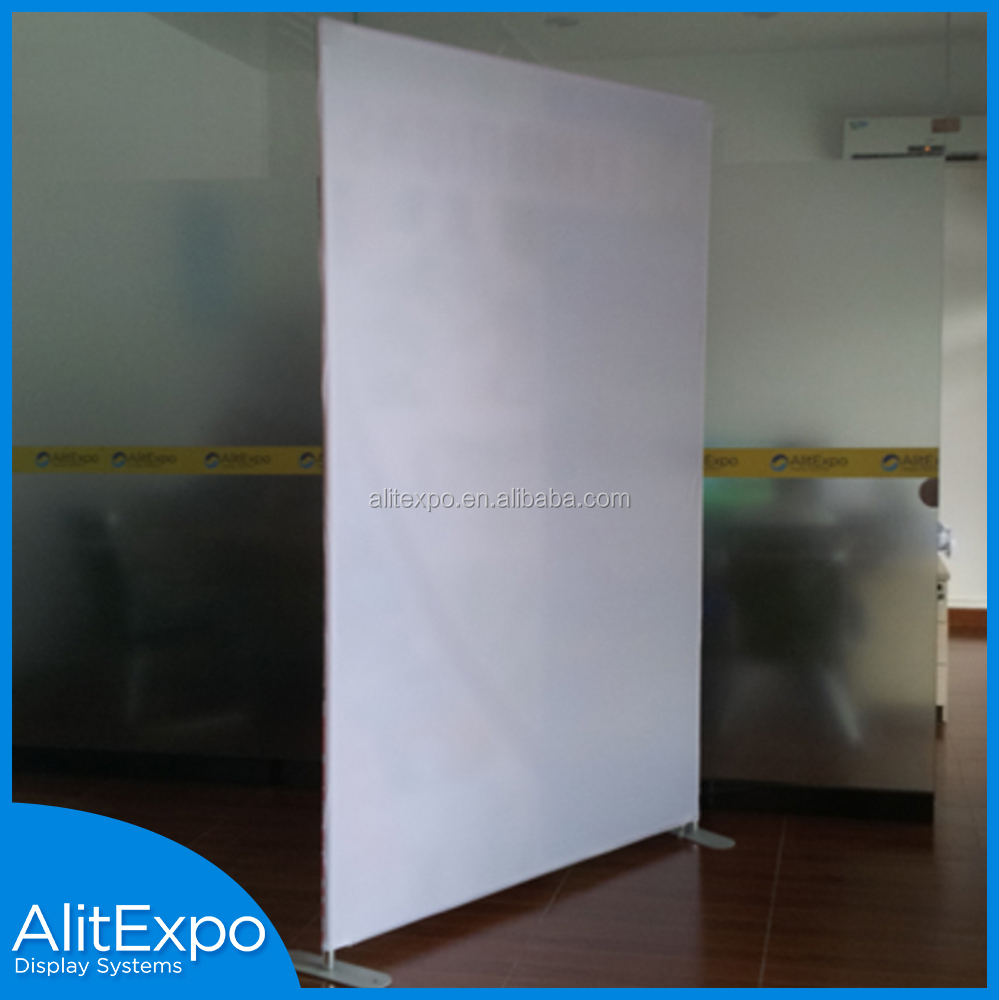 Customize Exibit Booth Backdrop Stand