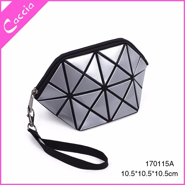 Variety shape geometry style small bao bao cosmetic bag
