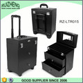 Case Type leather carrying trolley case