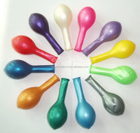 China wholesale metallic party balloon colorful pearl balloon