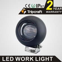 Round super bright Crees led work light 20w led work light led work light for all cars
