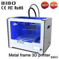 Popular Machine! Direct Manufacturer! BIBO 3D Printing machine For Sale/Mini Printer 3D in UK