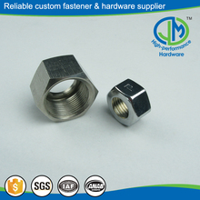 Custom perfect quality m7 motorcycle nuts and bolts