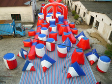 china inflatable paintballs wholesale for sale