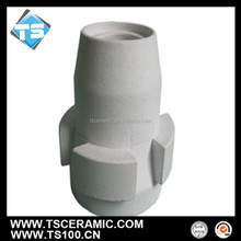 corrosion resistant ceramic sprue cup/pouring cup for aluminum low pressure casting