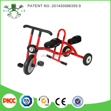 Wholesale China factory supply kids double seat tricycle